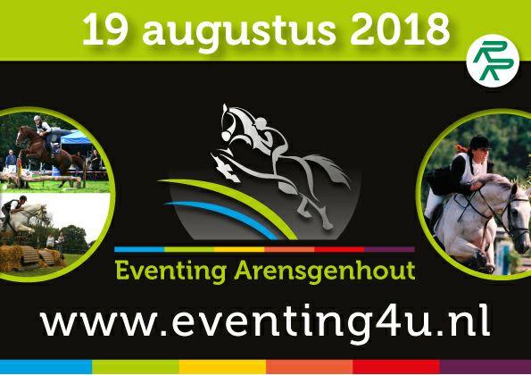 Eventing4U 19 augustus 2018